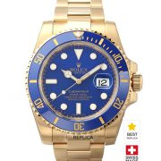 Rolex-Submariner-18k-gold-Blue-Ceramic