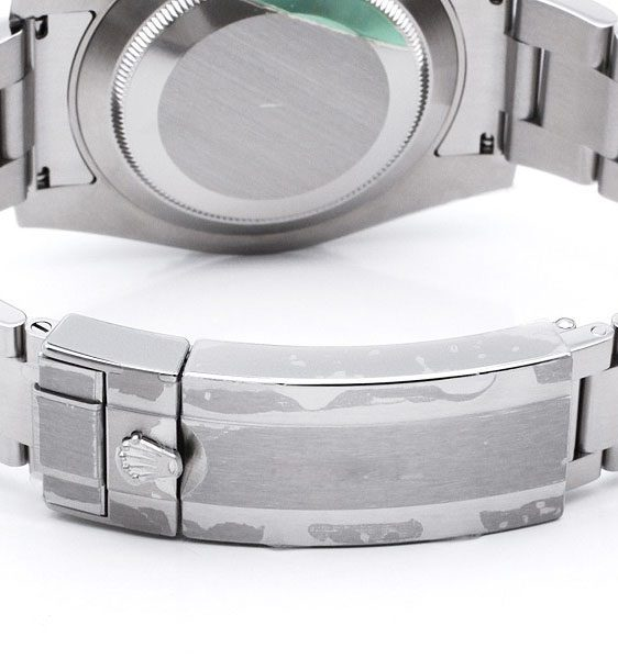 Rolex-Submariner-Black-SS-Date-clasp