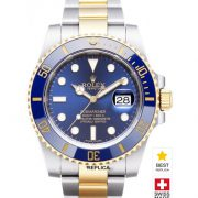 Rolex-Submariner-Blue-Ceramic-2tone-Date