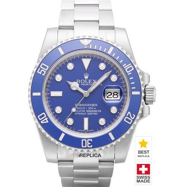 Rolex-Submariner-Blue-Ceramic-Diamond-Markers